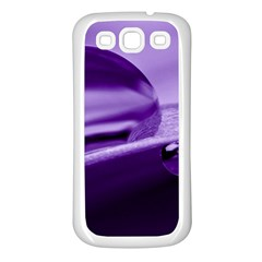 Drops Samsung Galaxy S3 Back Case (white) by Siebenhuehner