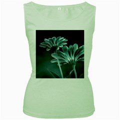 Osterspermum Womens  Tank Top (green) by Siebenhuehner