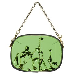Mint Drops  Chain Purse (one Side) by Siebenhuehner