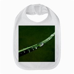Grass Drops Bib by Siebenhuehner