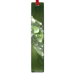 Grass Drops Large Bookmark by Siebenhuehner