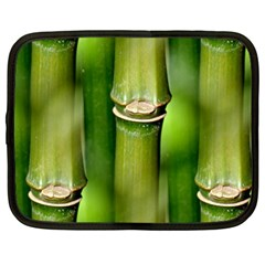 Bamboo Netbook Sleeve (large) by Siebenhuehner