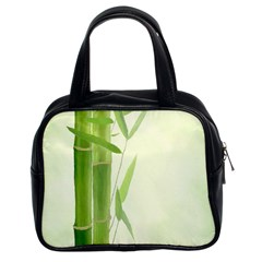 Bamboo Classic Handbag (two Sides) by Siebenhuehner