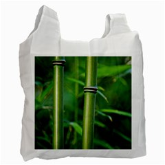 Bamboo Recycle Bag (two Sides) by Siebenhuehner