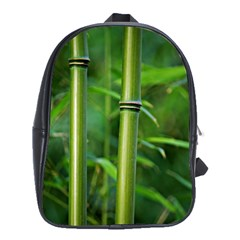 Bamboo School Bag (large) by Siebenhuehner