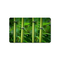 Bamboo Magnet (name Card) by Siebenhuehner
