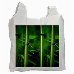 Bamboo Recycle Bag (one Side) by Siebenhuehner