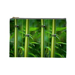 Bamboo Cosmetic Bag (large) by Siebenhuehner