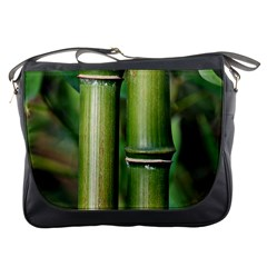 Bamboo Messenger Bag by Siebenhuehner