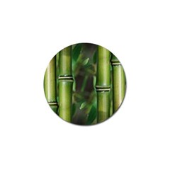 Bamboo Golf Ball Marker 4 Pack