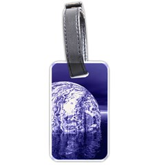 Ball Luggage Tag (one Side)