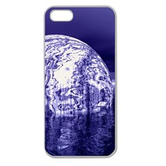 Ball Apple Seamless Iphone 5 Case (clear) by Siebenhuehner