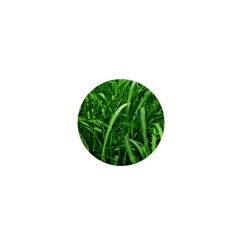 Grass 1  Mini Button by Siebenhuehner