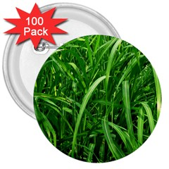 Grass 3  Button (100 Pack) by Siebenhuehner
