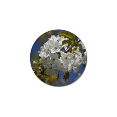 Cherry Blossom Golf Ball Marker