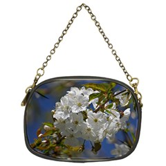 Cherry Blossom Chain Purse (one Side)