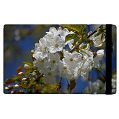 Cherry Blossom Apple Ipad 3/4 Flip Case by Siebenhuehner