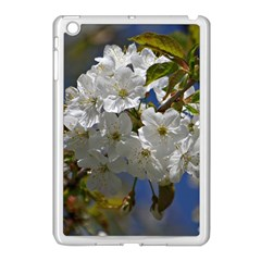 Cherry Blossom Apple Ipad Mini Case (white) by Siebenhuehner