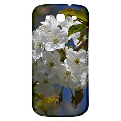 Cherry Blossom Samsung Galaxy S3 S Iii Classic Hardshell Back Case by Siebenhuehner