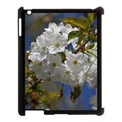 Cherry Blossom Apple Ipad 3/4 Case (black)