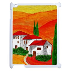Mediteran Apple Ipad 2 Case (white) by Siebenhuehner