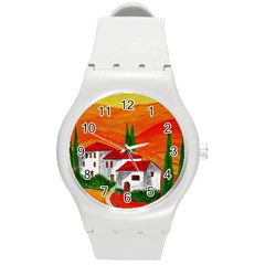Mediteran Plastic Sport Watch (medium) by Siebenhuehner