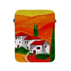 Mediteran Apple Ipad Protective Sleeve by Siebenhuehner