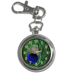 Peacock Key Chain & Watch by Siebenhuehner