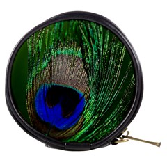 Peacock Mini Makeup Case by Siebenhuehner