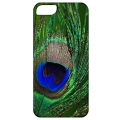 Peacock Apple Iphone 5 Classic Hardshell Case by Siebenhuehner