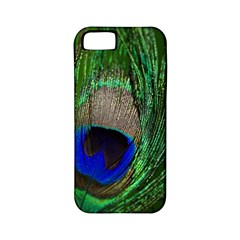 Peacock Apple Iphone 5 Classic Hardshell Case (pc+silicone) by Siebenhuehner