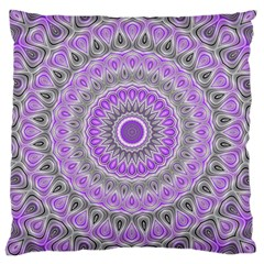 Mandala Large Cushion Case (single Sided)  by Siebenhuehner