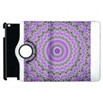 Mandala Apple iPad 2 Flip 360 Case Front