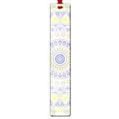 Mandala Large Bookmark by Siebenhuehner