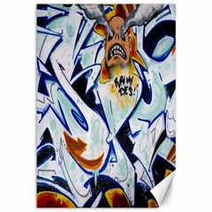 Graffity Canvas 12  X 18  (unframed)