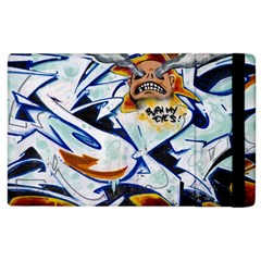 Graffity Apple Ipad 3/4 Flip Case by Siebenhuehner