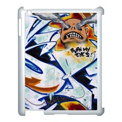 Graffity Apple Ipad 3/4 Case (white) by Siebenhuehner