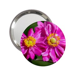 Flower Handbag Mirror (2 25 ) by Siebenhuehner