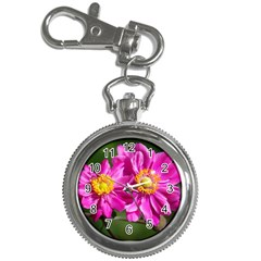 Flower Key Chain & Watch by Siebenhuehner