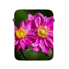 Flower Apple Ipad Protective Sleeve by Siebenhuehner