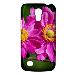 Flower Samsung Galaxy S4 Mini (gt I9190) Hardshell Case  by Siebenhuehner