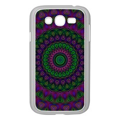 Mandala Samsung Galaxy Grand Duos I9082 Case (white) by Siebenhuehner