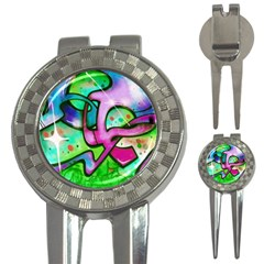 Graffity Golf Pitchfork & Ball Marker