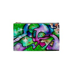 Graffity Cosmetic Bag (small) by Siebenhuehner