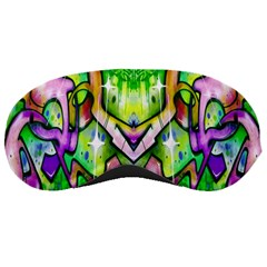 Graffity Sleeping Mask by Siebenhuehner
