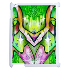 Graffity Apple Ipad 2 Case (white) by Siebenhuehner