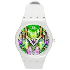 Graffity Plastic Sport Watch (medium) by Siebenhuehner