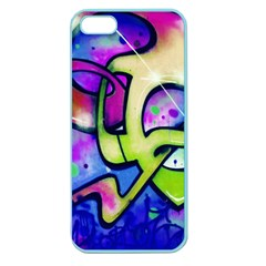 Graffity Apple Seamless Iphone 5 Case (color) by Siebenhuehner