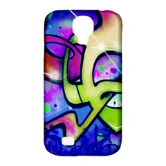 Graffity Samsung Galaxy S4 Classic Hardshell Case (pc+silicone) by Siebenhuehner