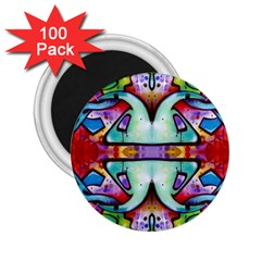 Graffity 2 25  Button Magnet (100 Pack) by Siebenhuehner